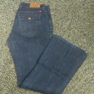 LUCKY BRAND Jeans Size 6/28 Shelby Sweet Low